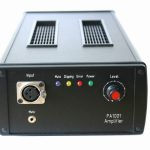 PA1001 Bauakustik Leistungsverstärker ohne Rauschgenerator