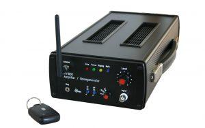 Bauakustik Leistungsverstärker PA1000