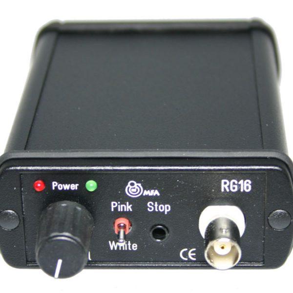 RG16 Bauakustik Rauschgenerator ohne Funkfernbedienung