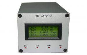 RMS40 RMS Konverter mit LCD-Display