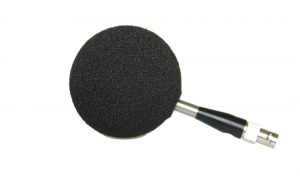WS13 Wind screen for microphones - 90mm